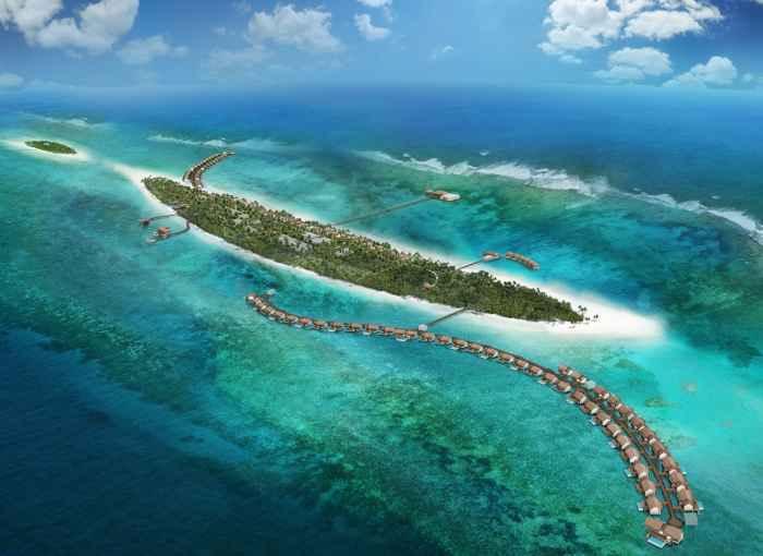 Fin de a o en the residence hotels mauricio y islas maldivas for Conrad maldives rangali island resort islas maldivas