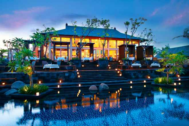 The St. Regis Bali Resort entra en la  Cond� Nast Traveler Gold List 2014