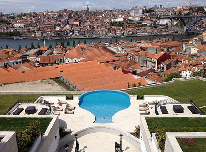 The Yeatman Oporto galardonado en los Fodor's 100 Hotel Awards