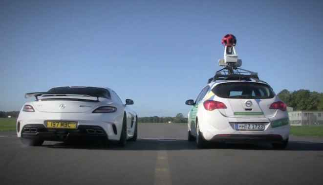 La pista de Top Gear ya disponible en  Google Maps