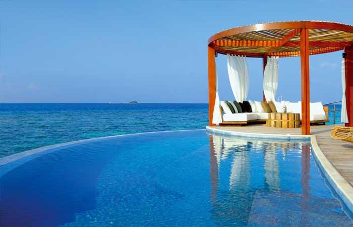 Trivago los 10 mejores hoteles con piscina for Mejores resorts maldives