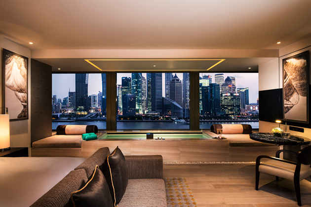 The Luxury Collection & Resorts estrena Twelve en Shanghai