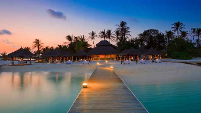 Dos Resorts en las Maldivas nombrados por SLH como Top 8 Private Island Resorts Worldwide