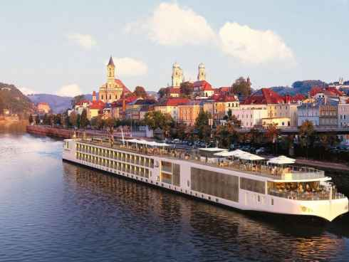 Viking River Cruises orders two more River Cruises for 2013