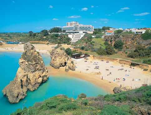 Algarve y Lisboa, destinos favoritos de Portugal