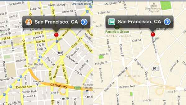 Google no cree que Apple apruebe Maps en la App Store  iOS6