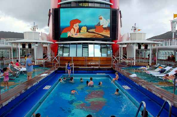 Destinos Para Familias En Verano Cruceros Dinamarca O