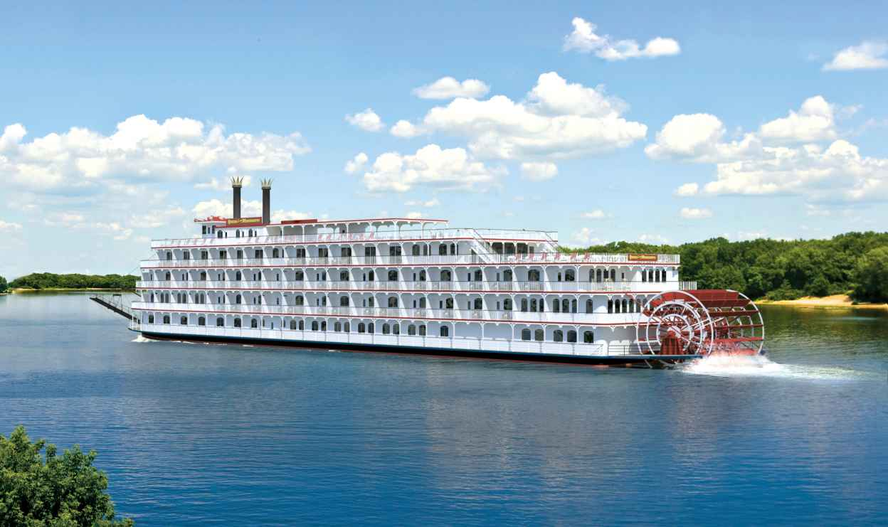 American Cruise Lines Queen of Mississipi