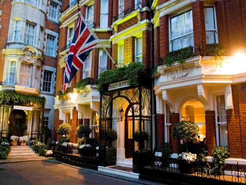 Dukes Hotel London logra los m�ximos honores en los World Travel Awards