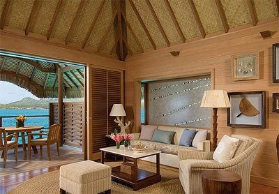 Four Seasons Resort Bora Bora, Polinesia Francesa - Resort de 5 estrellas de lujo- Suite