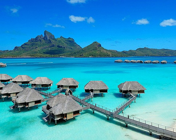 Four Seasons REsort Bora Bora - Polinesia Francesa