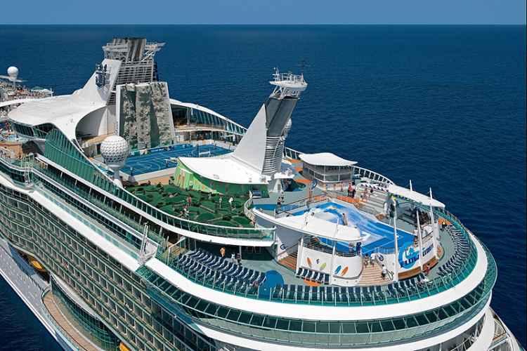 Todo lo que debes saber sobre los cruceros Mediterráneo Royal Caribbean