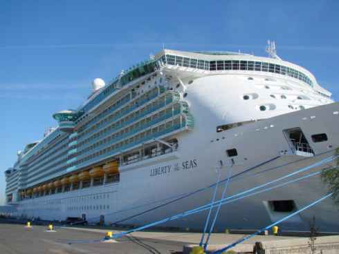 Royal Caribbean sortea un crucero a bordo del Liberty of the Seas