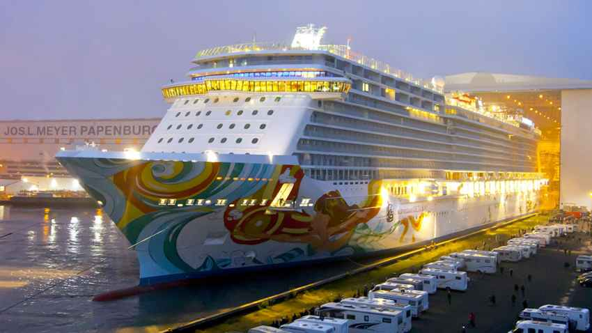Norwegian Getaway será el Bud Light Hotel' en la Super Bowl 2014