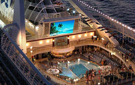 "Princess Cruises anuncia el segundo crucero ""Entertainer of the Year"""