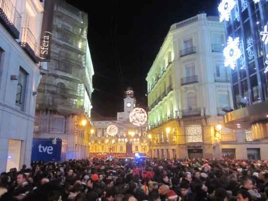 Trivago brusco ascenso de los precios hoteleros para for Puerta del sol en nochevieja