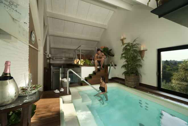 Trivago los mejores hoteles con spa de espa a 2014 for Hoteles en bilbao con piscina