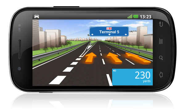 TomTom ya disponible para Android en Google Play
